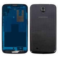 Housing for Samsung I9200 Galaxy Mega 6.3, I9205 Galaxy Mega 6.3 Cell Phones, (black)