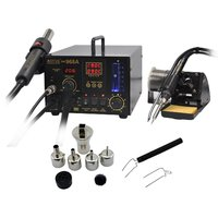 Hot Air Soldering Station AOYUE Int968A+ (110 V)