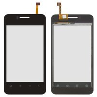 Touchscreen for Huawei U8600 Cell Phone, (black)
