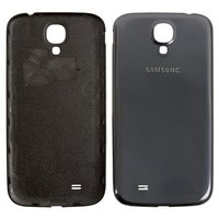 Battery Back Cover for Samsung I9500 Galaxy S4, I9505 Galaxy S4 Cell Phones, (black)