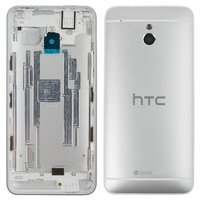 Housing for HTC One mini 601n Cell Phone, (silver)