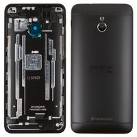 Housing for HTC One mini 601n Cell Phone, (black, high copy)