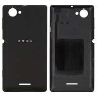 Housing Back Cover for Sony C2104 S36 Xperia L, C2105 S36h Xperia L Cell Phones, (black)