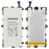Battery T4000E for Samsung P3200 Galaxy Tab3, T210, T2100 Galaxy Tab 3, T211, T2110 Galaxy Tab 3 Tablets, (Li-ion, 3.7 V, 4000 mAh)