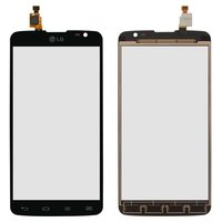 Touchscreen for LG D686 G Pro Lite Dual Cell Phone, (black)