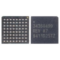 Resistive Sensor Control IC 343S0499 for Apple iPhone 4 Cell Phone