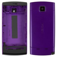 Housing for Nokia 5250 Cell Phone, (purple, high copy)