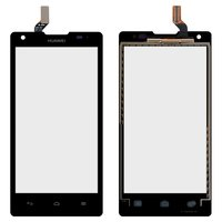 Touchscreen for Huawei Ascend G700-U10 Cell Phone, (black) #HMCF-050-0860-V0.3