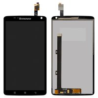LCD for Lenovo S930 Cell Phone, (black, with touchscreen) #1580017160/TM060JDHP03/MCF-060-1100-V3