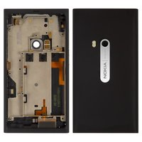 Housing for Nokia N9 Cell Phone, (black)