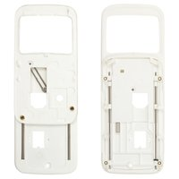 Sliding Mechanism for Nokia 5200, 5300 Cell Phones, (white)