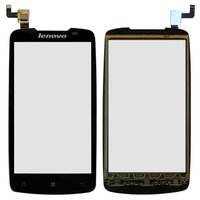 Touchscreen for Lenovo A630E Cell Phone, (black)