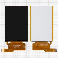 LCD for Prestigio MultiPhone 3350 Duo; Explay A351 Cell Phones #FPC-T35HH12T7M-1