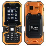 LCD for Sigma mobile X-treme IZ67 Boat Dual Sim Cell Phone