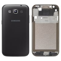 Housing for Samsung I8552 Galaxy Win Cell Phone, (grey)