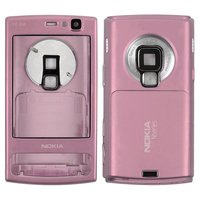 Housing for Nokia N95 8Gb Cell Phone, (pink, high copy)