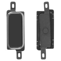Plastic for Menu Button for Samsung I9220 Galaxy Note, N7000 Note Cell Phones, (black)