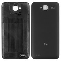 Battery Back Cover for Fly IQ446 Magic Cell Phone, (black, original) #314100486