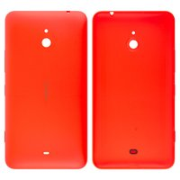 Housing Back Cover for Nokia 1320 Lumia Cell Phone, (orange, with side button)