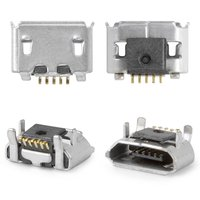Charge Connector for Blackberry 9670, 9850, 9860 Cell Phones