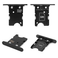 SIM Card Holder for Nokia 1020 Lumia Cell Phone, (black)