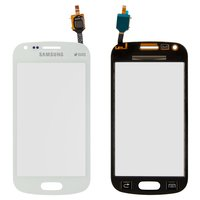Touchscreen for Samsung S7582 Galaxy Trend Plus Duos Cell Phone, (white)