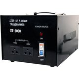 Step Up/Down Voltage Transformer ST-2000