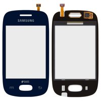 Touchscreen for Samsung S5312 Galaxy Pocket Neo Cell Phone, (dark blue)