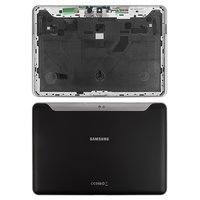 Housing for Samsung P7500 Galaxy Tab Tablet, (grey, version 3G)