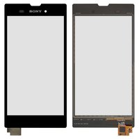 Touchscreen for Sony D5102 Xperia T3, D5103 Xperia T3, D5106 Xperia T3 Cell Phones, (black)