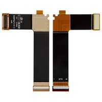 Flat Cable for Samsung C6112 Cell Phone, (copy, for mainboard, with components)