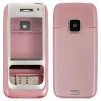 Housing for Nokia E65 Cell Phone, (pink, high copy)