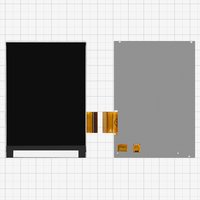 LCD for Fly IQ235 Cell Phone, (45 pin) #FPC9031C-V2-C/FPC3206-2/TD-TNQV3206-2B/1001021/160300004