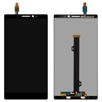 LCD for Lenovo K920 Vibe Z2 Pro Cell Phone, (black, with touchscreen)
