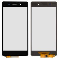 Touchscreen for Sony D6502 Xperia Z2, D6503 Xperia Z2 Cell Phones, (black)