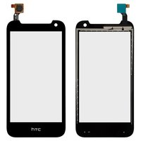 Touchscreen for HTC Desire 310 Cell Phone, (black, (128*63,5mm))