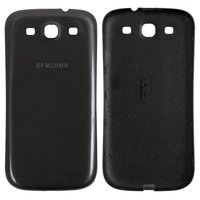 Battery Back Cover for Samsung I9300 Galaxy S3 Cell Phone, (grey)