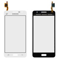 Touchscreen for Samsung G530F Galaxy Grand Prime LTE, G530H Galaxy Grand Prime Cell Phones, (white) #BT541