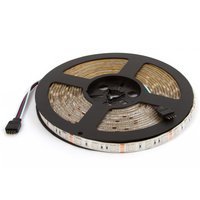RGB LED Strip SMD5050 (high-brightness, 300 LEDs, 12 VDC, 5 m)