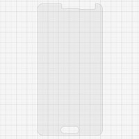 Tempered Glass Screen Protector All Spares for Samsung G850F Galaxy Alpha Cell Phone, (0,26 mm 9H)