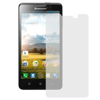 Tempered Glass Screen Protector for Lenovo P780 Cell Phone, (0,26 mm 9H, (without package, without wipes))
