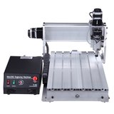4-axis CNC Router Engraver ChinaCNCzone 4030 (800 W)