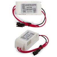 4-7 W LED Lamp Driver in Housing (galvanic isolation, 85-265 V)