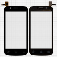Touchscreen for Prestigio MultiPhone 5453 Duo Cell Phone, (black) #TF0664A-03 B06405011A