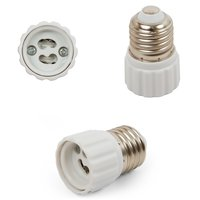 Base Adapter (E27 to GU10, white)