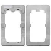LCD Module Mould for Samsung G900H Galaxy S5 Cell Phone, (aluminum)