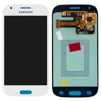 LCD for Samsung G357FZ Galaxy Ace 4 Cell Phone, (white, with touchscreen)