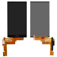 LCD for HTC One M9 Cell Phone, (black, with touchscreen)
