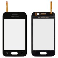 Touchscreen for Samsung G130H Galaxy Young 2 Cell Phone, (black)