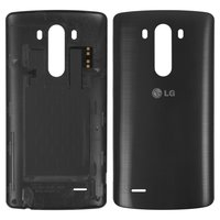 Battery Back Cover for LG G3 D855 Cell Phone, (grey)